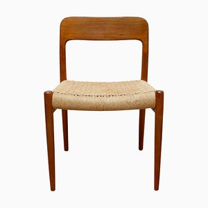 Model 75 Dining Chair by Niels Otto Møller, 1960s