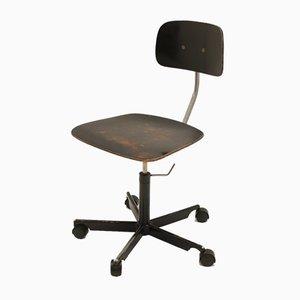 Chaise de Bureau par Jorgen Rasmussen pour Fritz Hansen, 1960s