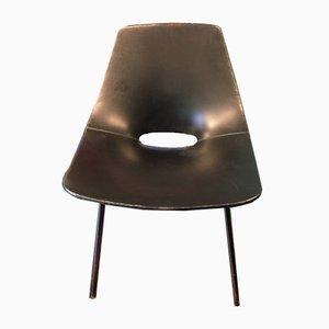 Esszimmerstuhl von Pierre Guariche für Steiner, 1960er