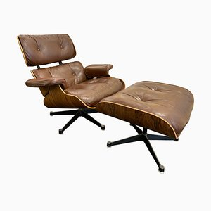 Sessel von Charles & Ray Eames für Mobilier International, 1970er