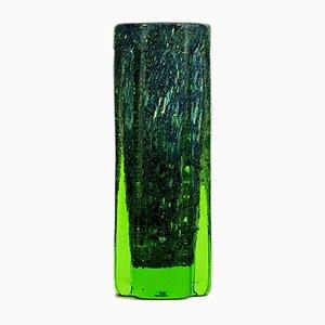Skandinavische Glasvase von Benny Motzfeldt für Randjsford, 1960er