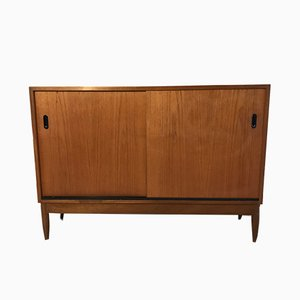 Mid-Century Afromosia Cabinet from Greaves & Thomas