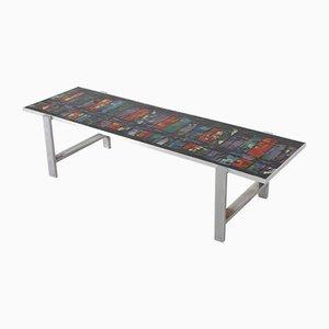 Table Basse par Denisco, 1970s