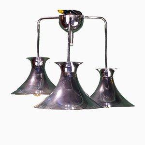 Niederländische Deckenlampe von Lakro, 1970er