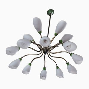 Large Mid-Century Ceiling Lamp, 1960s