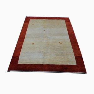 Modern Hand-Knotted Gabbeh Loom Carpet, 2001