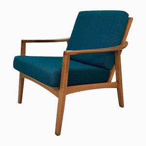 German Lounge Chair, 1950s