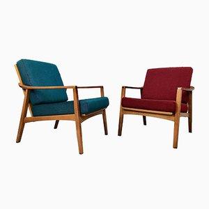 German Lounge Chair, 1950s