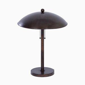 Giso 425 Table Lamp by W.H. Gispen for Gispen, 1930s