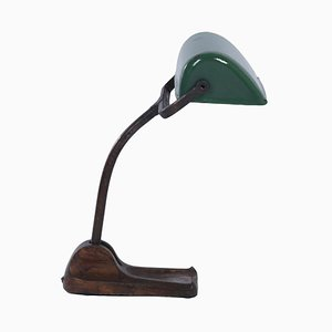Bauhaus Bankers Desk Lamp by Horax, 1930s