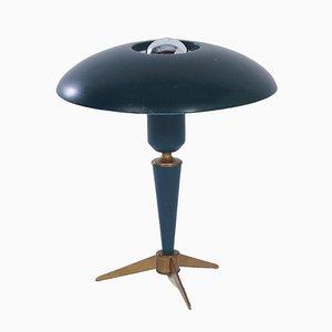 """Dreibeinige Tischlampe """"Bijou"""" von Louis Kalff für Philips, 1950er"""