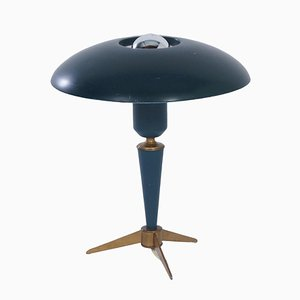 "Tripod Table Lamp ""Bijou"" by Louis Kalff for Philips, 1950s"
