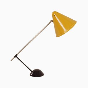 Yellow Tabel Lamp by Floris Fiedeldij for Artimeta in ca. 1956