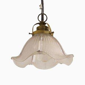 Art Nouveau Hanging lamp '20s