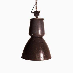 Lampade da fabbrica grandi di EFC, anni '50 - (2)