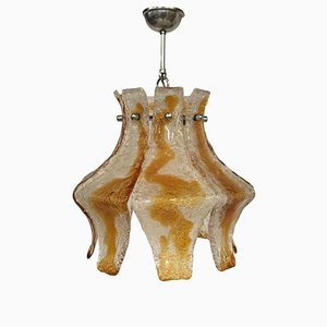 Murano Hanging Lamp for Mazzega, 1970s