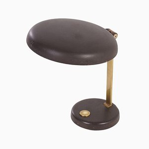 Brown Hillebrand Desk Lamp