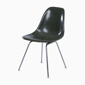DSX Chair by Charles Eames for Herman Miller, 1970s – Green Fiberglass
