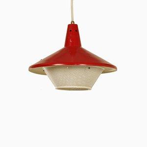 Rare Hiemstra Evolux Hanging Lamp, 1960s