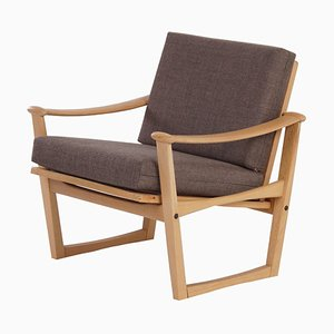 Danish Easy Chair by M. Nissen / Horsens, 1960s