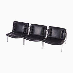 Osaka Easy Chairs Model SZ077 by Martin Visser for