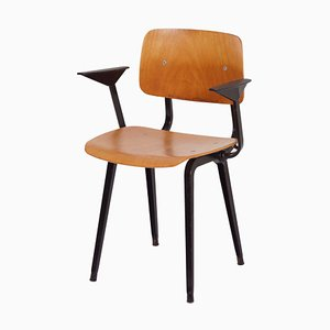 Revolt Chair with Armrests by Friso Kramer for Ahrend de Circel, 1960s