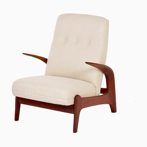 Ladies Chair by Rolf Rastad and Adolf Relling for Gimson & Slater, 1960s