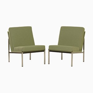 Set Gispen 1451 Easy Chairs by Coen DE VRIES, 1960s |Re-upholstered