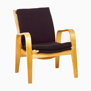 Black FB06 Easy Chair by Cees BRAAKMAN for Pastoe