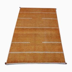 Modern Hand-Knotted Gabbeh Ghashgai Loribaft Carpet, 2001