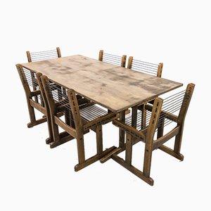 Set Table et Chaises de Salle