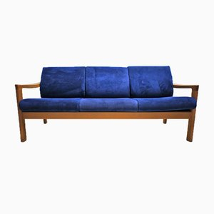 Wood Sofa from CFC Silkeborg, 1960s
