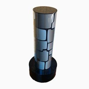 Tischlampe aus Plexiglas, 2000er