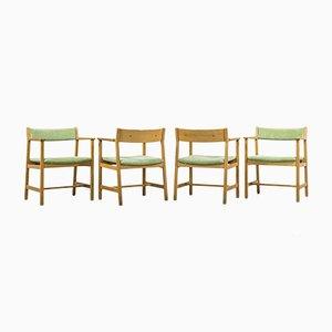 Vintage Modell 3242 Sessel von Børge Mogensen für Fredericia