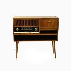 Mid-Century Radio Grammophon