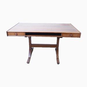 Palisander Schreibtisch von Gianfranco Frattini für Bernini, 1969