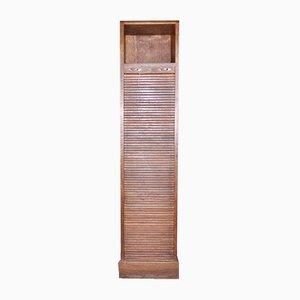 Tambour Cabinet, 1960s