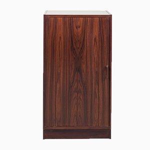 Mid-Century Rosewood Veneer Cabinet from Omann Jun
