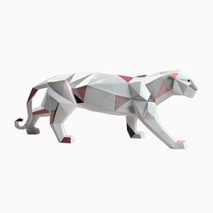 Panther Figurine von Marco Antonio Noguerón