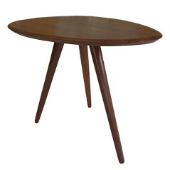 Midcentury Tripod Side Table by De Ster Gelderland