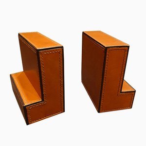 Vintage Bookends by Ralph Lauren, Set of 2