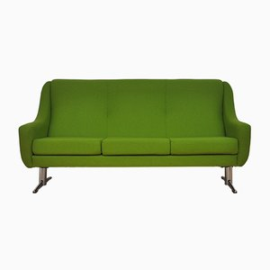 Vintage Sofa aus Wolle