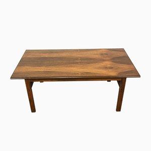 Mid-Century Rosewood Coffee Table by Niels Eilersen for Grundlagt, 1960s