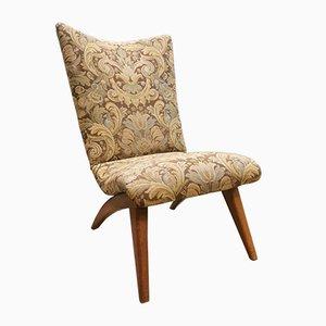 Vintage Dutch Lounge Chair by G. Van Os for van Os Culemborg, 1950s