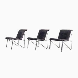 Dänischer Architektonischer Vintage Sessel, 1970er