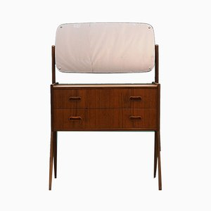 Mid-Century Teak Dressing Table