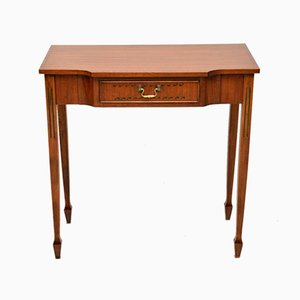 Mahogany Console Table, 1950s