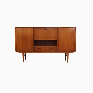 Mid-Century Teak Cabinet from Hammink & de Kroon, 1960s