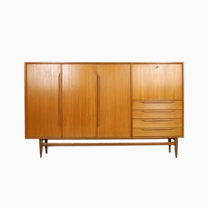 Teak Sideboard by Heinrich Riestenpatt for RT Möbel, 1960s