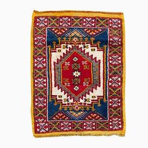 Marokkanischer Berber Teppich, 1950er